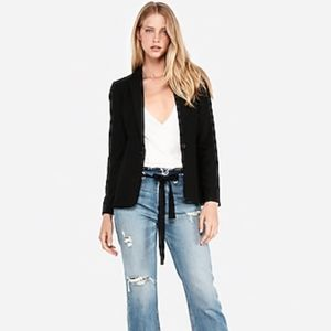 Express Timeless Black Blazer